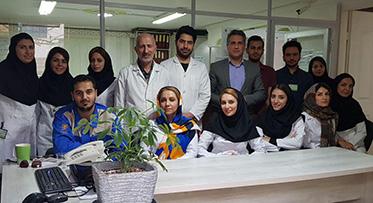 آزمایشگاه دکتر پور اکبری