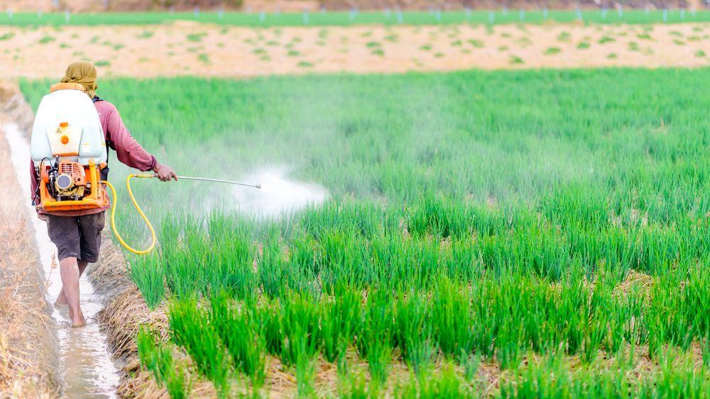 پیشینه تاریخی استفاده از سموم کشاورزی