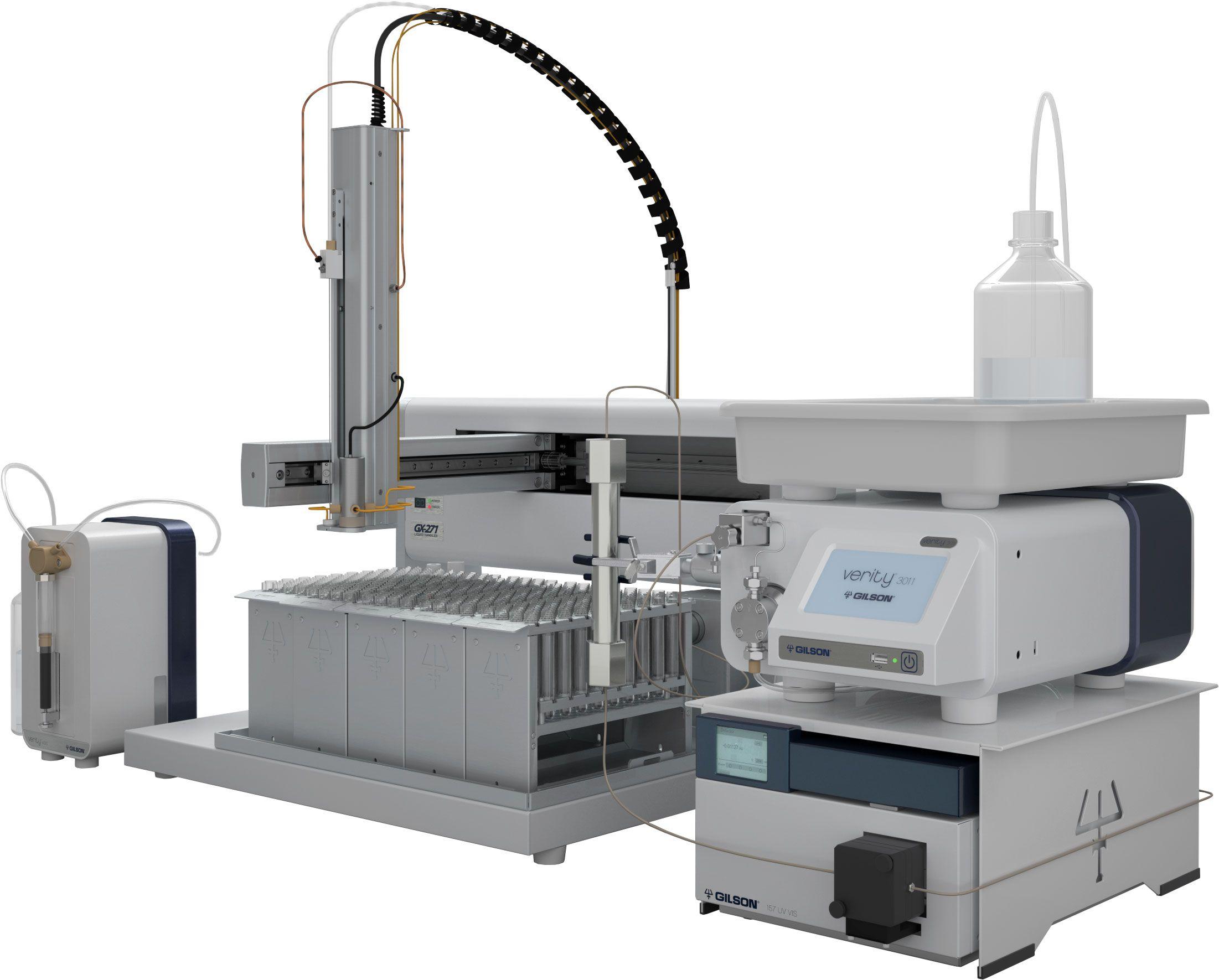 دستگاه کروماتوگرافی مایع یا HPLC